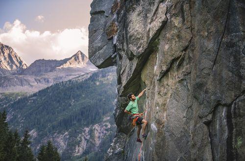 Sports climbing ©Dominic Ebenbichler (Archiv TVB Mayrhofen)