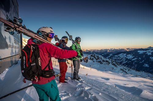 Skifahren Hochzillertal-Kaltenbach ©Andi Frank (TVB Erste Ferienregion Zillertal)