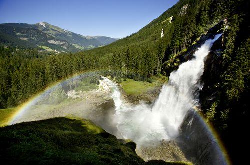 Krimml waterfalls ©Michael Huber