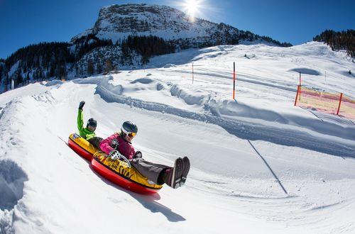Snowtubing ©Zillertal Arena